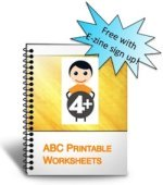 free printable worksheets, alphabet worksheets, abc worksheets, preschool activities