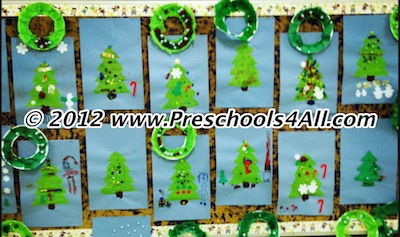 decorative board ideas, december bulletin boards, december bulletin board ideas, christmas bulletin board ideas, preschool bulletin boards