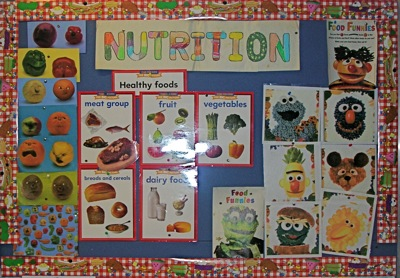 preschool bulletin boards