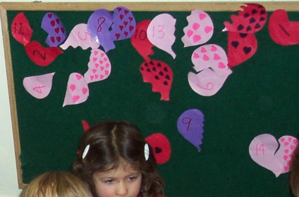 Valentine's Day Bulletin Boards: valentine