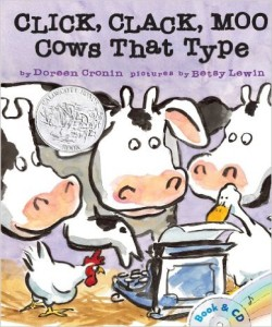 Click, Clack Moo: Cows That Type