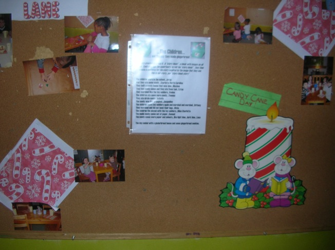 Decorative Board Ideas December Bulletin Boards