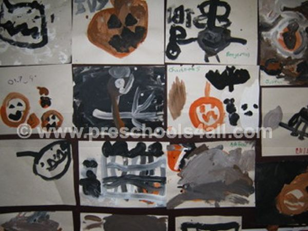 Halloween Bulletin Boards 4