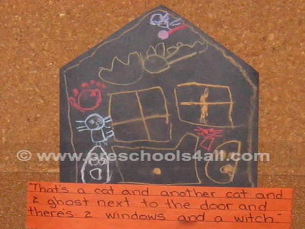 Halloween Bulletin Boards 7