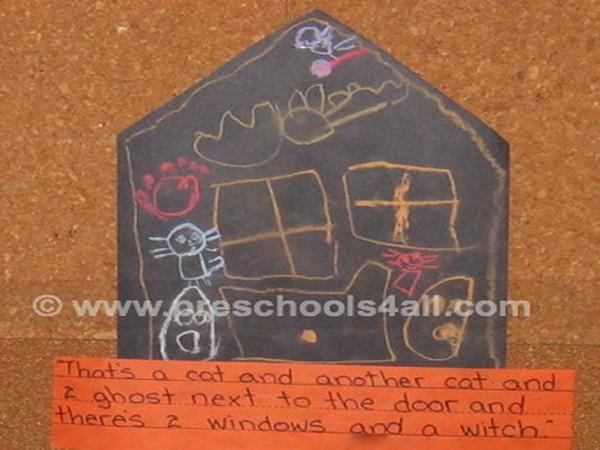 Halloween Bulletin Boards 7