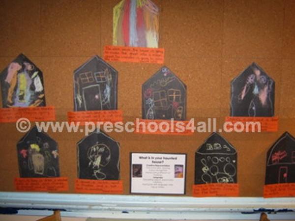 Halloween Bulletin Boards 8