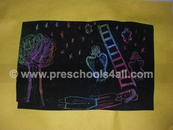 Jacobs Ladder Art 3
