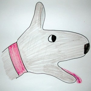 Dog Drawing