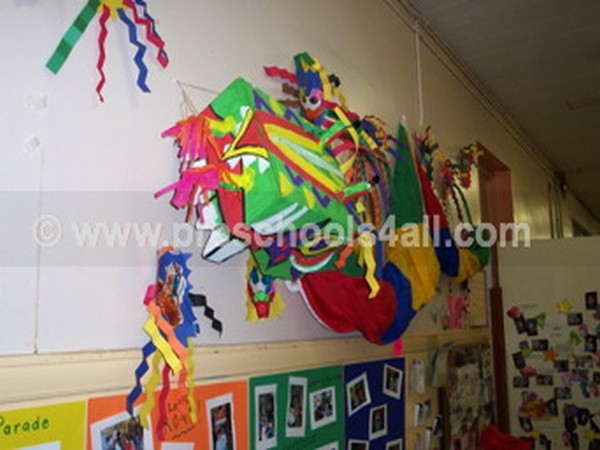 Chinese New Year Bulletin Boards 3