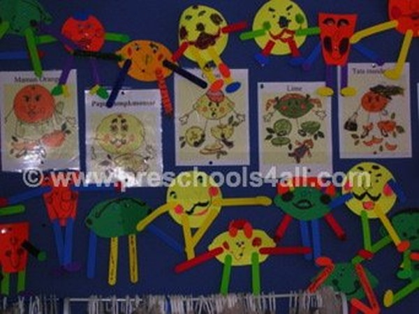 Citrus Family Bulletin Board