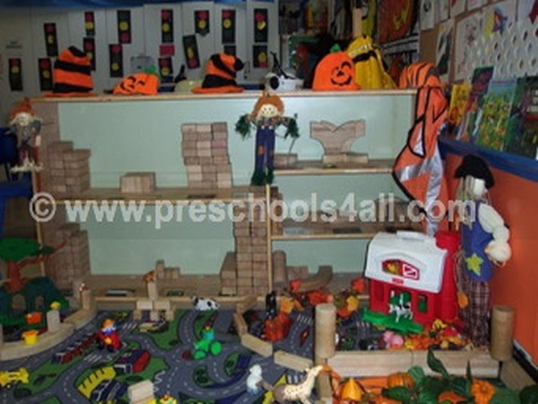 Halloween Bulletin Board 2