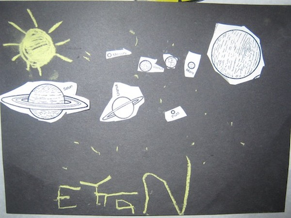 Solar System Picture 1