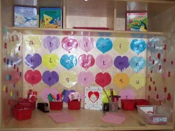 Valentine's Day Bulletin Board 2
