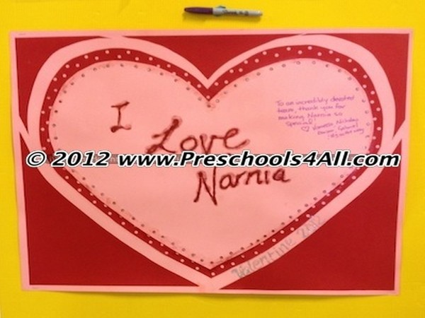 Valentine's Day Bulletin Board 3