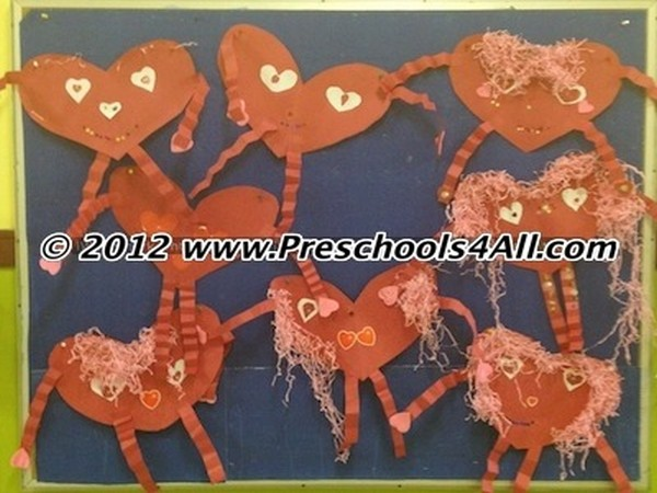 Valentine's Day Bulletin Board 5