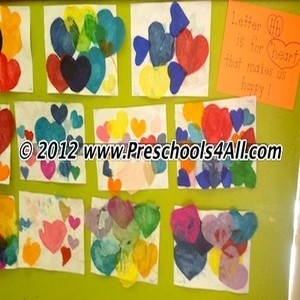 Valentine's Day Bulletin Board 4