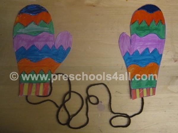 Winter Craft Ideas And Preschool Activities