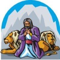 Story of Daniel in The Lion's Den