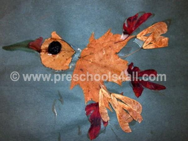 Leafy Bird