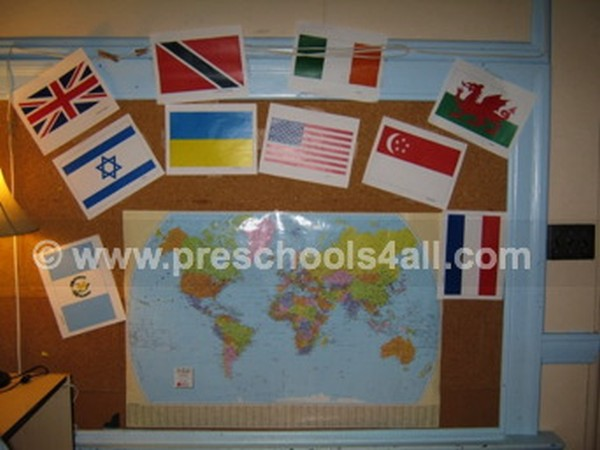 Multicultural Bulletin Boards 2