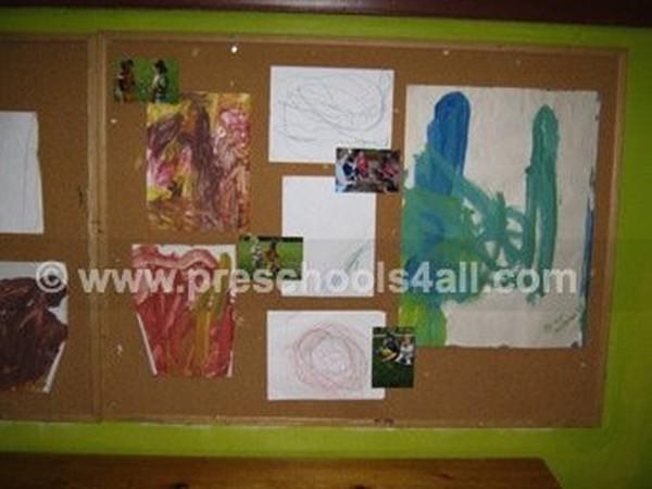 Colors Bulletin Board 2