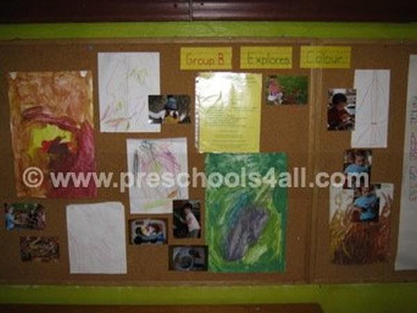 Colors Bulletin Board 3