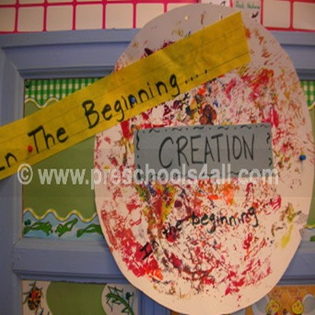 Creation Day Zero