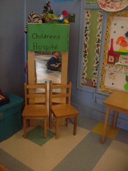 Hospital Corner